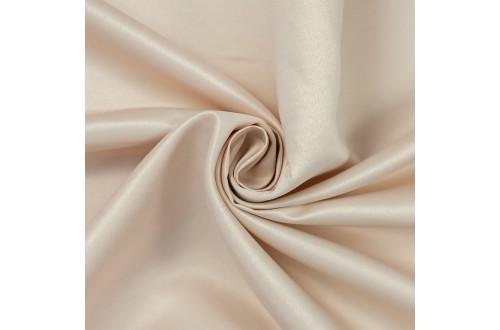 Ткань подкладочная Таффета 190Т, цвет 13-1008 TPG, Бежевый
