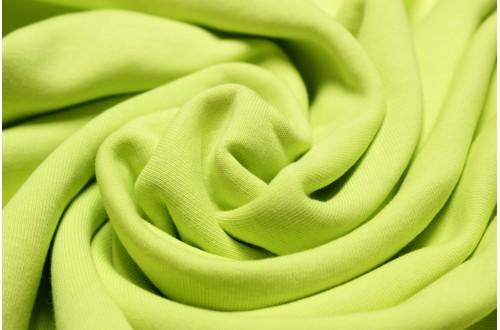 Ткань Флис 140г/м2, 160 см, 108 лимонный