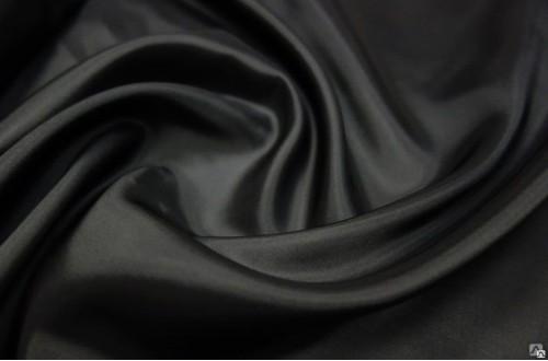 Таффета ПУ 190Т цвет черный
