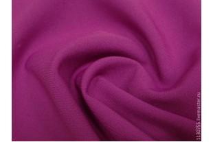 Ткань Габардин ,цвет фуксия 160 г/м2
