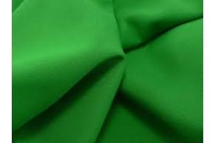 Ткань Габардин ,цвет зелёный