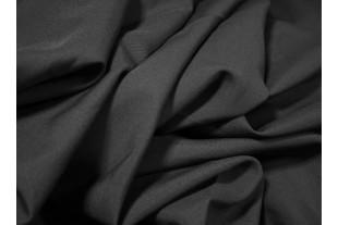 Ткань Габардин ,цвет тёмно-серый 160 г/м2