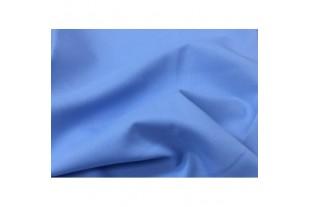 Ткань Габардин ,цвет голубой 160 г/м2