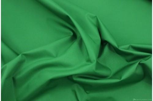 Ткань Курточная Дюспо Милки 240Т, цвет зеленый