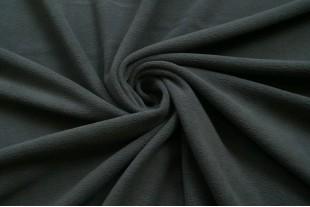 Флис 260г/м2 двусторонний, темно-серый