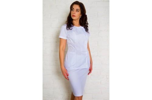 Блузон женский Твил 160, Одежда для мед.работника