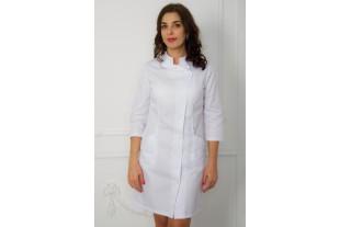 Халат женский Твил 160, Одежда для мед.работника