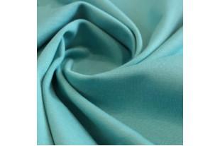 Ткань Оксфорд,210D PU  18-4535TPG бирюзовый
