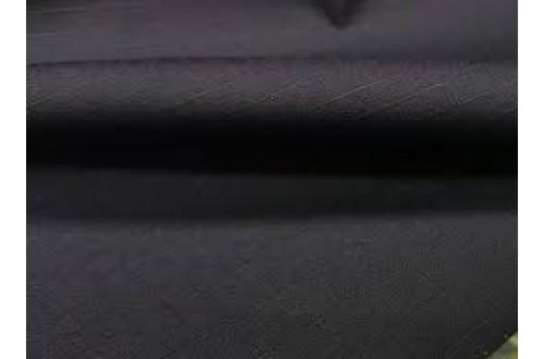 Твилл рип-стоп цвет чёрный