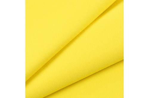 Ткань Оксфорд,150D PU 12-0752TPG желтый